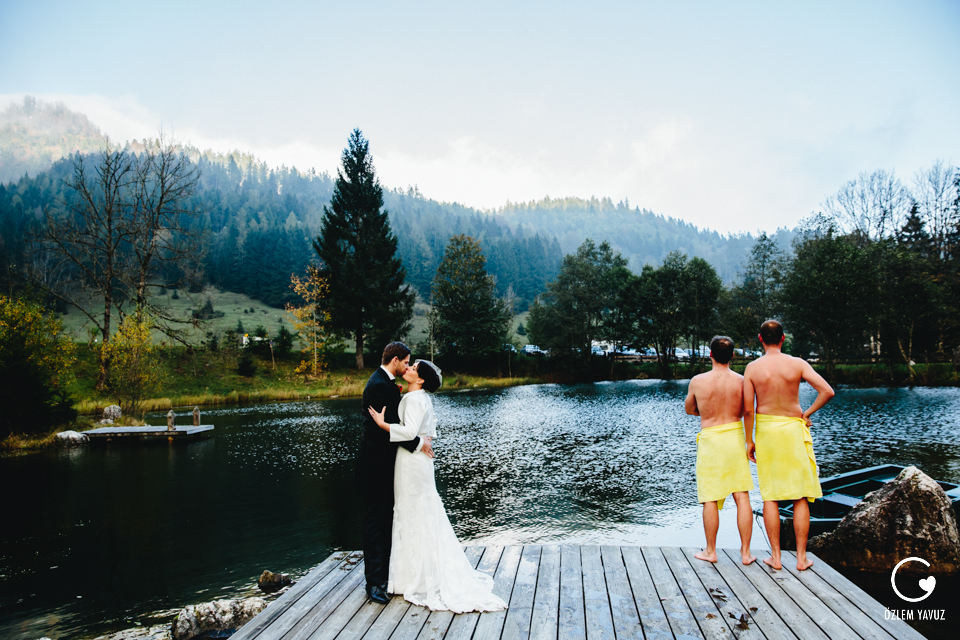 Hochzeit, Feuriger Tatzlwurm » Love in Frames