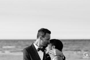 Hochzeitsfotografin, Ostsee